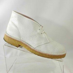 Tory Burch Bergen Sz 7 White Boots Shoes For Women